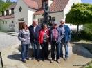 Radtour 1. Mai 2018 Neusath-Perschen